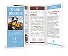 Farm Equipment Brochure Templates