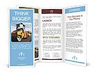 Farm Equipment Brochure Template