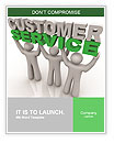Customer servis Word Templates
