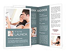 Young couple Brochure Templates