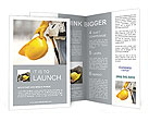 Building Supplies Brochure Template