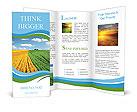 Sown field Brochure Template