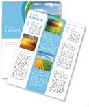 Sown field Newsletter Template