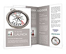 Compass success Brochure Templates