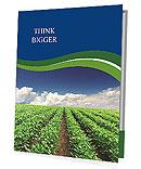 Cultivation of agricultural crops Presentation Folder