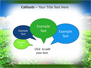 Cultivation of agricultural crops PowerPoint Template - Slide 53