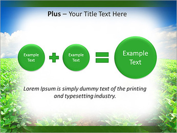 Cultivation of agricultural crops PowerPoint Template - Slide 55