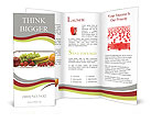 The fruitiness is set Brochure Templates