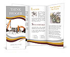 Demolition of buildings Brochure Templates