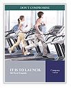 Training on a treadmill Word Templates