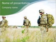 Militar Plantillas de Presentaciones PowerPoint