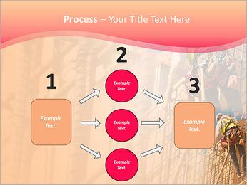 Trabalhador da construção a uma altura Modelos de apresentações PowerPoint - Slide 72