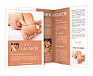 Foot Massage Brochure Templates