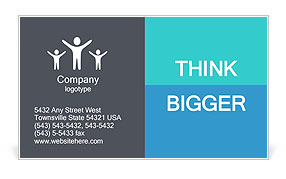 The core of the brain Business Card Template