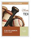 Baseball attributes Word Templates