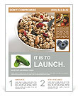 Healthy Breakfast Flyer Template
