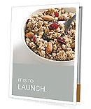 Healthy Breakfast Presentation Folder