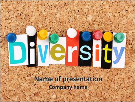 Diversity Powerpoint Template Backgrounds Google Slides Id