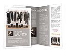 Clothes Brochure Templates