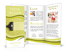 Vacuum cleaner Brochure Templates