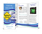 Safety First Brochure Templates