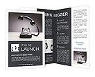 Pick up Brochure Templates