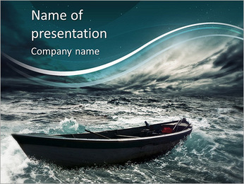 Storm PowerPoint Template