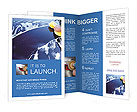 Wash off with foam Brochure Templates
