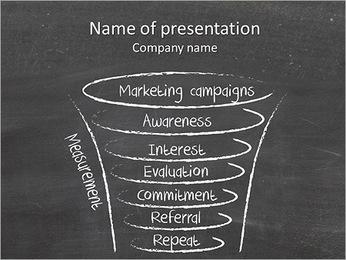 Subject presentation PowerPoint Template