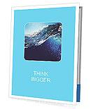 Wave of ideas Presentation Folder