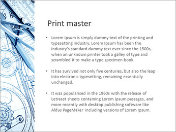 Mathematical miscalculation PowerPoint Template