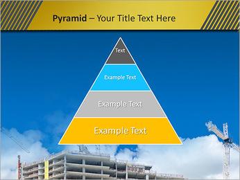 Um edifício típico Modelos de apresentações PowerPoint - Slide 10