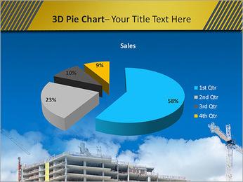 Um edifício típico Modelos de apresentações PowerPoint - Slide 15
