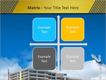 Um edifício típico Modelos de apresentações PowerPoint - Slide 17