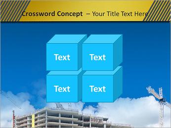 Um edifício típico Modelos de apresentações PowerPoint - Slide 19