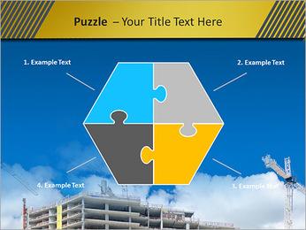 Um edifício típico Modelos de apresentações PowerPoint - Slide 20