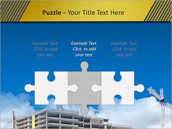 Um edifício típico Modelos de apresentações PowerPoint - Slide 22