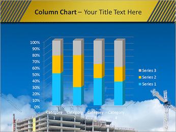 Um edifício típico Modelos de apresentações PowerPoint - Slide 30