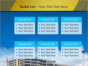 Um edifício típico Modelos de apresentações PowerPoint - Slide 36