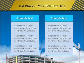 Um edifício típico Modelos de apresentações PowerPoint - Slide 37