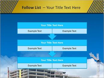 Um edifício típico Modelos de apresentações PowerPoint - Slide 40