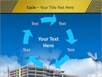 Um edifício típico Modelos de apresentações PowerPoint - Slide 42