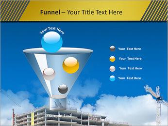 Um edifício típico Modelos de apresentações PowerPoint - Slide 43