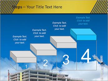Um edifício típico Modelos de apresentações PowerPoint - Slide 44