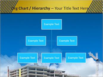 Um edifício típico Modelos de apresentações PowerPoint - Slide 46