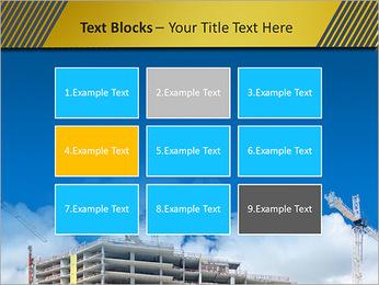 Um edifício típico Modelos de apresentações PowerPoint - Slide 48