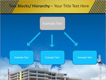 Um edifício típico Modelos de apresentações PowerPoint - Slide 49