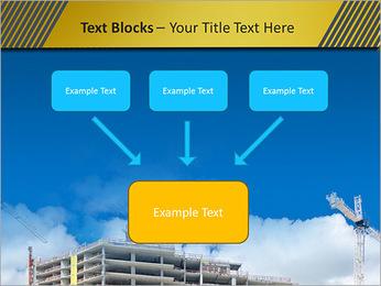 Um edifício típico Modelos de apresentações PowerPoint - Slide 50