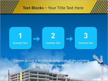 Um edifício típico Modelos de apresentações PowerPoint - Slide 51