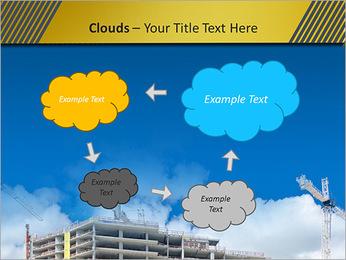 Um edifício típico Modelos de apresentações PowerPoint - Slide 52